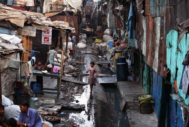 Места, где живут самые бедные представители общества