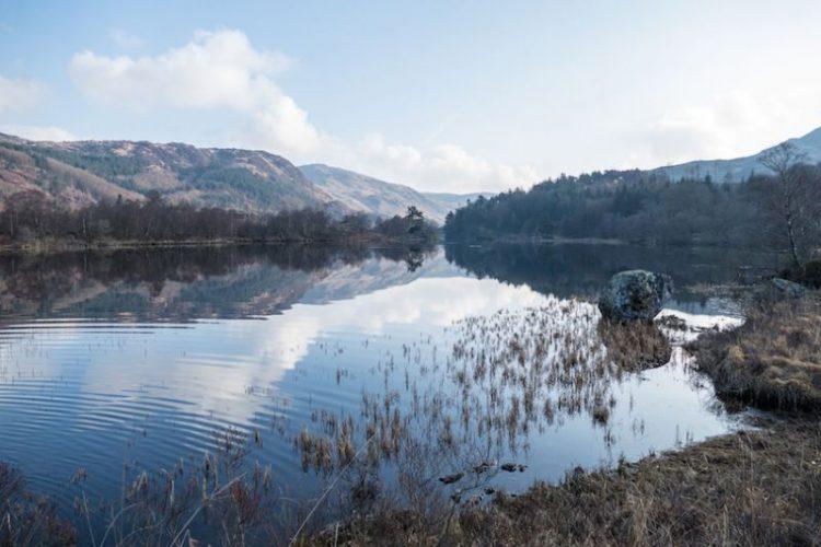 10 самых живописных озер в Шотландии, 20 фото