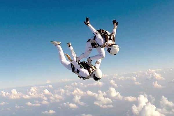 Когда хочется экстрима: интересные факты о прыжках с парашютом