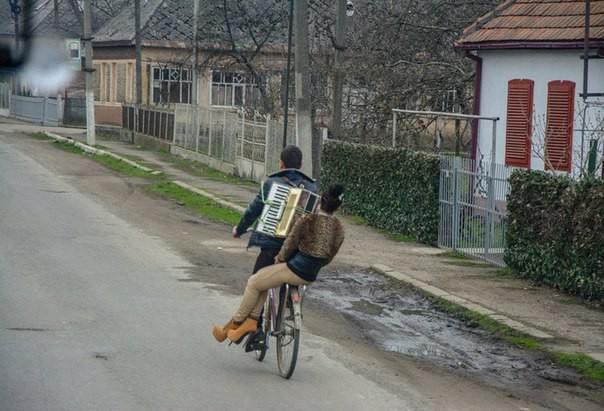 сельский гламур