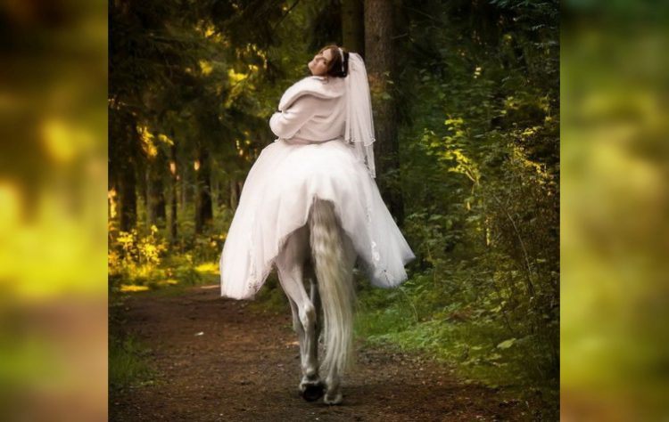Самые смешные фото невест, которые мечтали быть неповторимыми на своей свадьбе