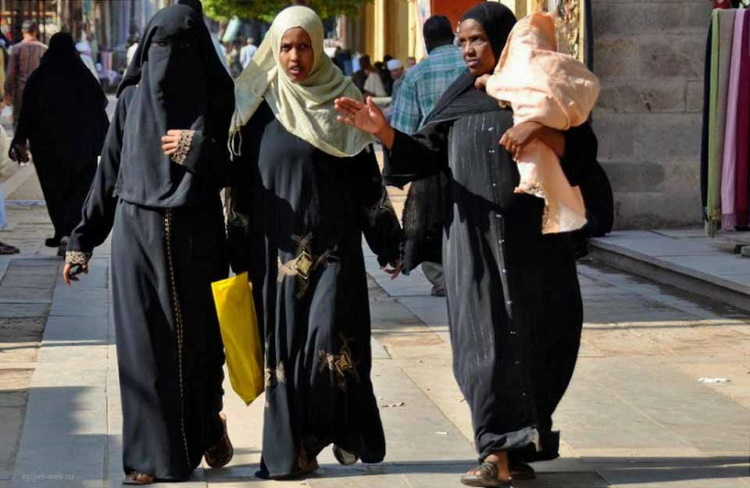 Египет — интересная страна со своими законами и традициями