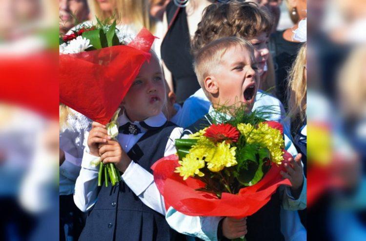Снова в школу: 30 смешных фото школьников