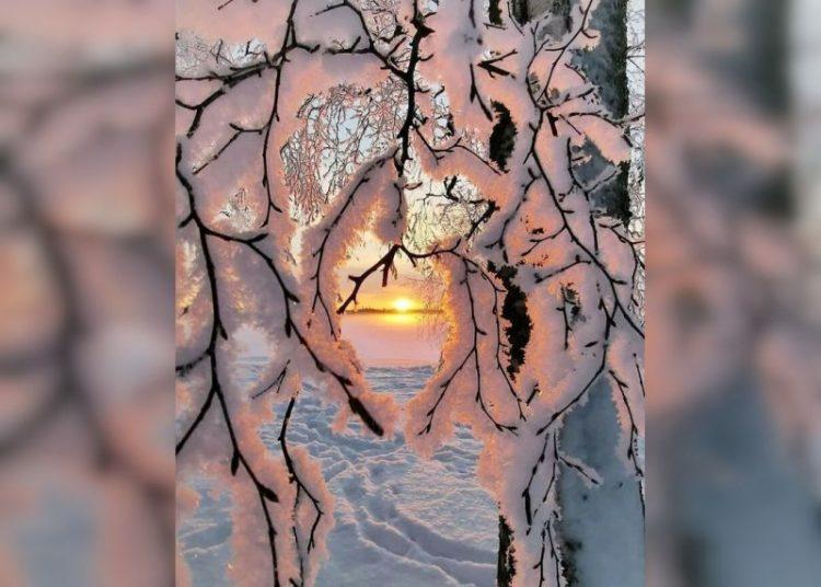 На что способен снег: 30 красивых снимков