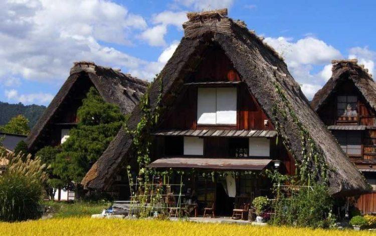 Тадиционные жилища народов мира