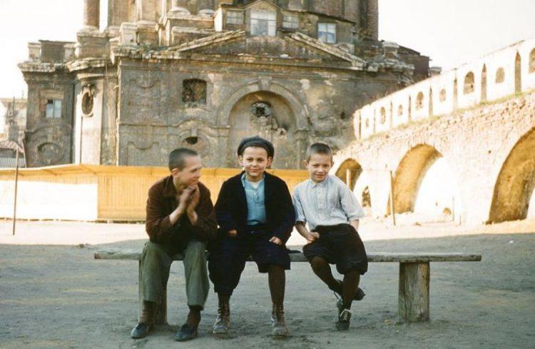 Удивительные снимки 50-х годов СССР, сделанные американцем